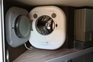 mini-Waschmaschine für Wandmontage - Neuestes Modell als Vollautomat ! - 2
