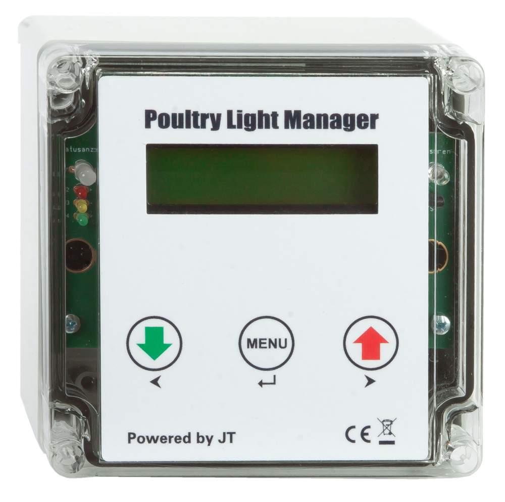 Lichtsteuerung für Hühnerstall Poultry Light Manager (JT-PLM) und ...
