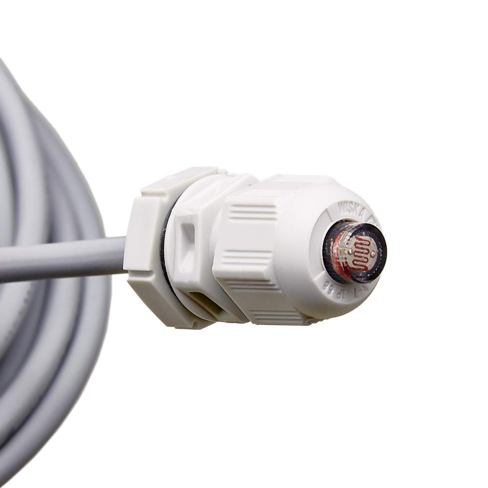 LDR outdoor light sensor with control line for JT-KS with cable 1m - 1