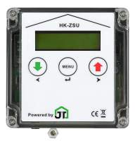 JT-HK Gate Control Unit ***** with 12 V plug transformer +  timer switch